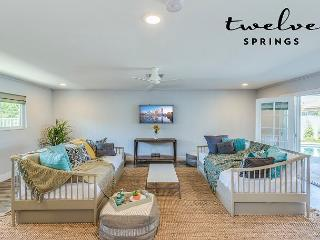 Trenton, 4 bd/2 ba resort home; walk to Disney!, Anaheim