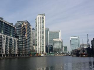 Canary Wharf Apartments, London