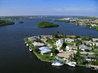 Treasure Coast Waterfront Pool Home with Dock