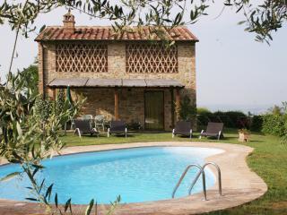 Villa Cabbiallina, Gambassi Terme