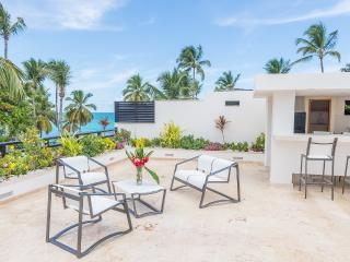 Beautiful 4-bedroom penthouse with jacuzzi (M7), Las Terrenas