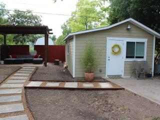 Backyard Austin Casita