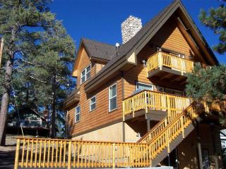 'Cabin Big Bear' By The Lake, Big Bear Lake