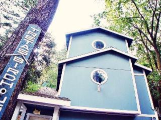 Treta's Birdhouse ~ RA65284, Crestline