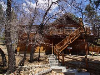 Log Haven at Bear Mountain ~ RA2834, Big Bear Region