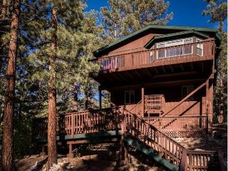 Treetop Retreat Cabin - 1214