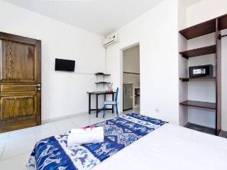 Aquablu Bali Studio Apartment for short & long ter