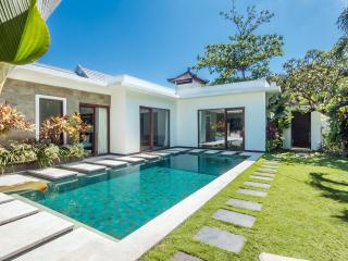 VILLA LA, 3 BR LUXURY VILLA WITH JACUZZI IN LEGIAN