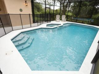 'Trebor Villa' Orlando/Kissimmee executive large luxury 4 bed custom villa.