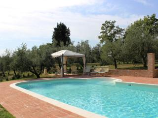 5 bedroom Villa in Certaldo, San Gimignano, Volterra and surroundings, Tuscany, Italy : ref 2293975, Lucardo