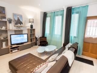 Appartement style classique de 60 m2, Paris