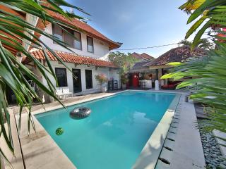 Private Pool Villa in Seminyak at 350m from Beach