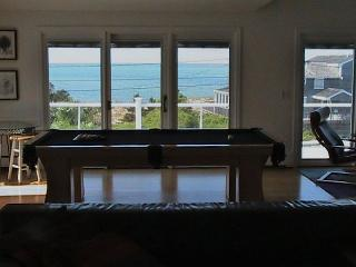 GORGEOUS VIEWS OF CAPE COD BAY FROM THIS 5 BEDROOM 2 BATH BREWSTER HOME!