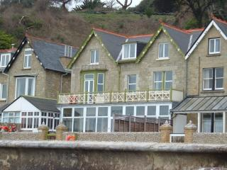 A spacious one bedroom ground floor flat, Ventnor