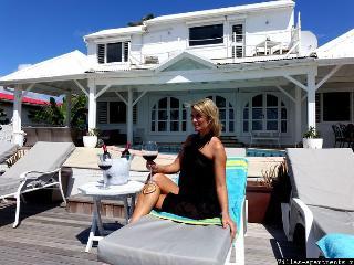 BEACON Hill Villa 3 Br Oceanfront Sint-Maarten