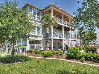 Kenan Creek - Marsh front 5 bedroom home with amazing views of Kenan Creek, Wrightsville Beach