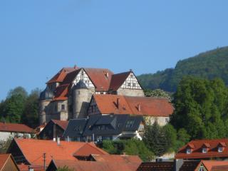 Ferienhaus Burgblick Johanniterburg, Meiningen