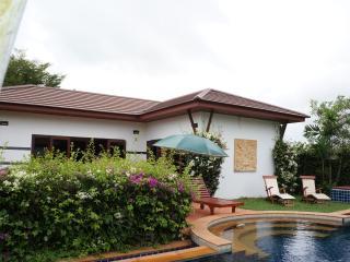 Tropicana Villa con piscina per 4 persone