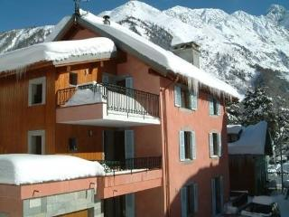 Beautiful apartment at the centre of Argentiere, Argentière