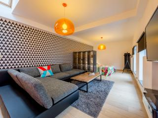 Smartflats Brusselian 103 - 2Bed Triplex - Center, Brussels