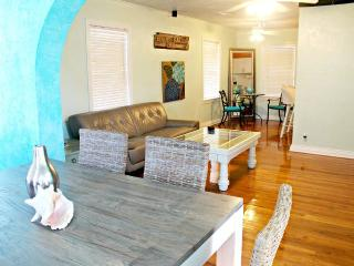 Beach House/Available for Biketoberfest! 1 mile to Main St & steps to the Ocean