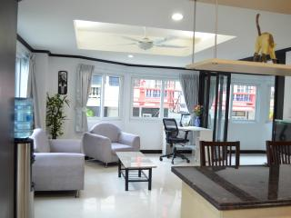 Huge double apartment (255/256) near Pattaya