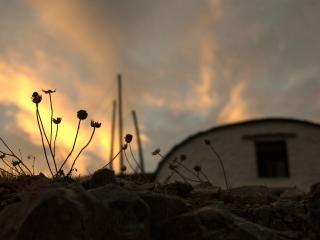 Anemomylos - Windmill, Ano Siros