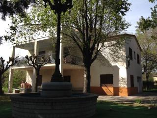 'El Refugi' Chalet con jardín cerca Costa Brava
