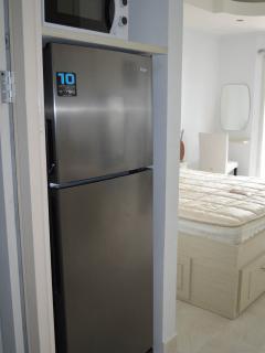 big fridge/freezer