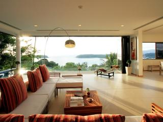 The Heights 3bedroom Penthouse magnificent sea view  THA2, Kata Beach