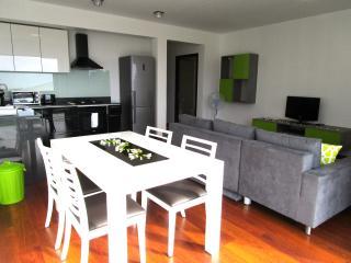 Appartement Heitiare - salon salle à manger
