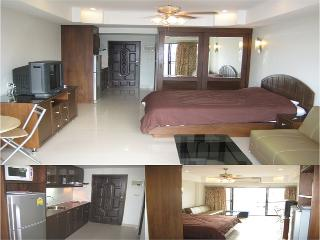 518 Near Walking St Best Internet! S.Pattaya Condo