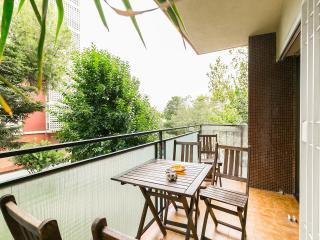 Sunny Apartament with parquing