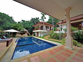 Summitra Pavilion Villa No. 9 – Modern 3 BR Pool, Choeng Mon