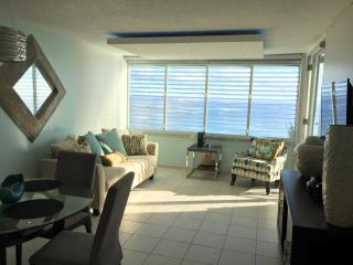 Breathtaking Ocean View Apartment, Luquillo