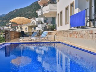 Braeside Apartment, Kas town centre