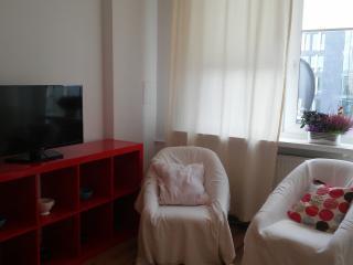 Apartment in Warsaw Centre, Warschau