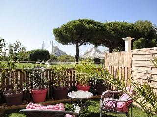 beautifull sea appartment with garden, Villeneuve-Loubet
