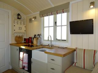 Fully fitted kitchen with all home comforts