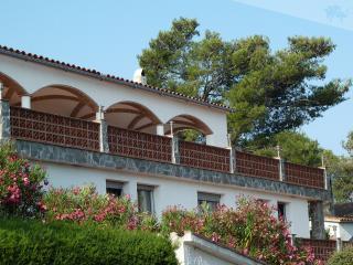 Casa Dolfi - 180° Blick auf das Meer und Pyrenäen, Pals