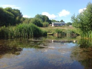 Balebarn Eco Lodge, Winkleigh