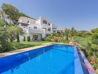Otium Residences - 5 bedroom luxury villa with sea view, Benahavís