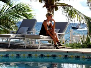 BEACON HILL Villa 5 Br Ocean front Sint-maarten, Sint Maarten