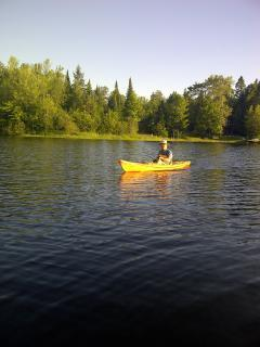Enjoy the beautiful Recreational Waterway for yourself with affordable rental rates for kayaks etc