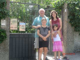 Our family, your hosts // La nostra famiglia, i vostri ospitanti