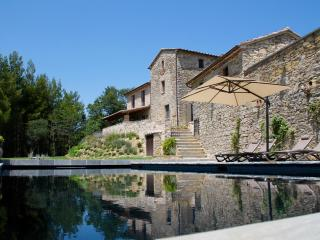 Torricella, Villa in Umbria, Stunning views, pool, Morra