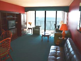 Beautiful Ocean Front Condo located just south of Myrtle Beach, Sc, Garden City Beach