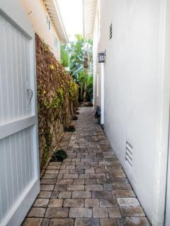 Private Entry Casa de Balboa Newport Beach Vacation Rentals
