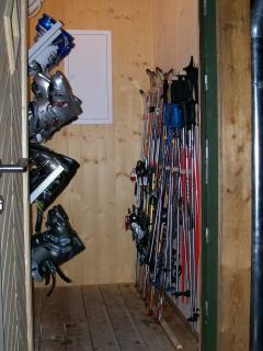 The Ski Room, with Boot Warmer.