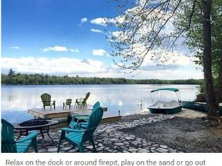 Cozy Lakefront for Family/Friends-- Near Camelback, Pocono Summit